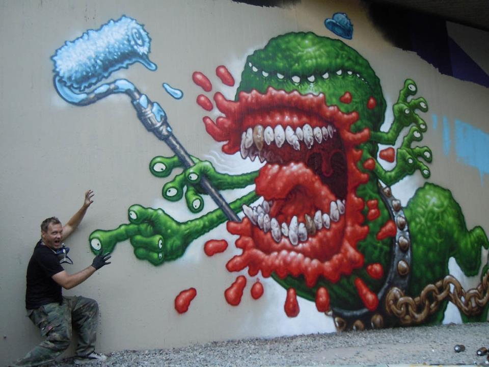 Graffiti  Graffiti  Page 19